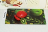 Шаг 7. Порезать помидор.