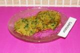Готовое блюдо: котлетки из чечевицы