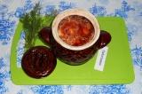 Шаг 9. Готовый суп украсить зеленью и можно подавать.