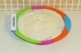 Шаг 9. Поверх рисовой запеканки выложить крем из тофу.