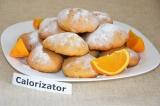 Готовое блюдо: домашнее печенье с апельсиновой цедрой