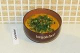 Готовое блюдо: антипростудный суп
