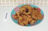 Готовое блюдо: нутовые печенья