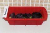 Шаг 12. Поверх брокколи распределить базилик.