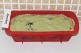 Шаг 16. Поверх базилика выложить оставшийся соус из тофу и отправить в разогрету