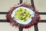Готовое блюдо: витаминный салат