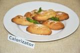 Готовое блюдо: лимонно-медовое печенье