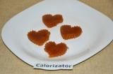 Готовое блюдо: желейные яблочные конфеты