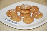 Готовое блюдо: творожно-фруктовое печенье