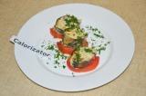 Готовое блюдо: скумбрия в сметано-горчичном соусе