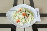 Готовое блюдо: салат Витаминный заряд с фенхелем