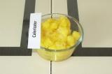 Шаг 3. Разморозить ананас.