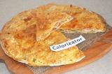 Готовое блюдо: быстрый закусочный пирог из лаваша