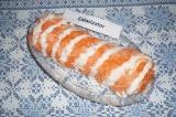 Готовое блюдо: оранжевый салат