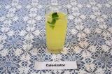 Готовое блюдо: цитрусовый коктейль