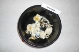 Шаг 4. Добавить цветную капусту, приправу карри и йогурт.