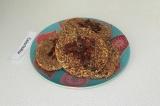 Готовое блюдо: финиковые печенья