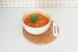 Готовое блюдо: чечевичный крем-суп