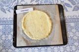 Шаг 4. Раскатать тесто в форме круга.
