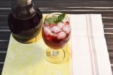 Вишневый напиток с мятой - как приготовить, рецепт с фото по шагам, калорийность.