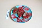 Готовое блюдо: конопляные оладьи