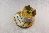 Готовое блюдо: паштет из чечевицы и тыквы