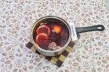 Вишневый глинтвейн - как приготовить, рецепт с фото по шагам, калорийность.
