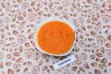 Готовое блюдо: пикантный суп-пюре из тыквы