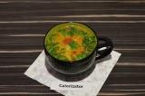Чечевичный суп с булгуром