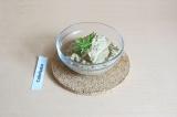 Готовое блюдо: паштет из чечевицы и авокадо