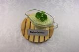 Готовое блюдо: соус из кабачков со сметаной