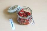 Готовое блюдо: томаты сушеные домашние