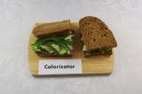 Бутерброд со скумбрией