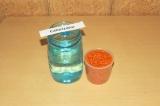 Шаг 1. Отварить чечевицу в воде до полуготовности.