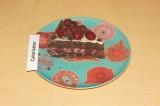 Готовое блюдо: черемуховый торт