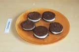 Готовое блюдо: печенье Орео по-домашнему