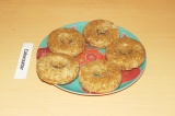 Пончики овсяно-ореховые