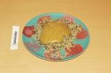 Готовое блюдо: киноа со сливочным соусом