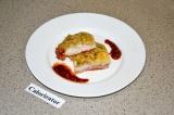 Готовое блюдо: рыбная запеканка с картофелем