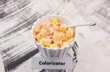 Десерт из ананаса с морковью