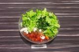 Гречневый салат с овощами - как приготовить, рецепт с фото по шагам, калорийность.