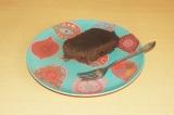Готовое блюдо: шоколадный пирог с тофу