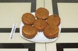 Готовое блюдо: безглютеновые кексы