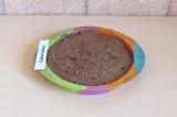Шаг 8. Выложить в форму и отправить в духовку на 30-35 минут при 180 градусах.