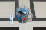 Шаг 7. 80 грамм фиников промыть водой, очистить от косточек и замочить в 50 мл.