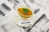 Готовое блюдо: соус из моркови