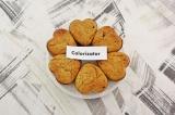 Готовое блюдо: кексы гречнево-творожные