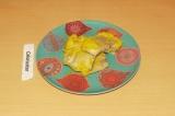 Готовое блюдо: рыба в маринаде