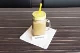 Готовое блюдо: напиток из цикория и банана