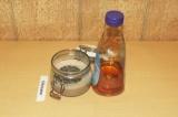 Шаг 3. Добавить сироп агавы и еще раз перемешать. Можно кушать сразу или убрать